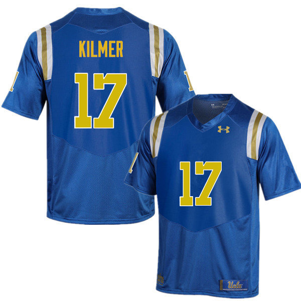 Men #17 Billy Kilmer UCLA Bruins Under Armour College Football Jerseys Sale-Blue